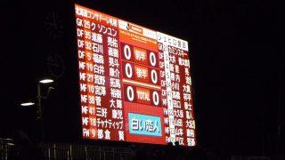 試合結果|札幌 0-0 磐田