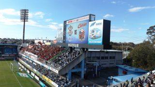 ヤマハスタジアム|2018 明治安田生命J1リーグ 第33節|磐田 vs. 札幌
