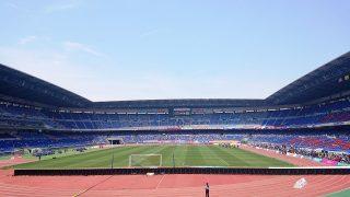 日産スタジアム|横浜FM vs. 磐田