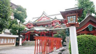 境内|京浜伏見稲荷神社