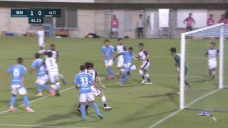 ルキアンの先制点|2020年J2リーグ レノファ山口戦@ヤマハスタジアム(磐田)