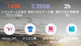 スマホ(Android)版Braveで広告ブロック