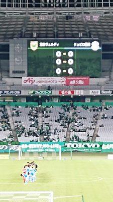 試合結果|東京V 0-0 磐田