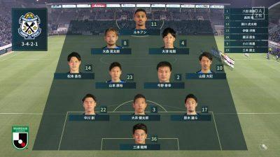 先発メンバー|2021年J2リーグ 第9節 磐田 vs. 大宮