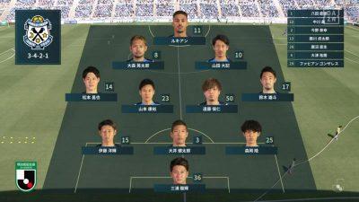 先発メンバー|2021年J2リーグ 第14節 磐田 vs. 群馬
